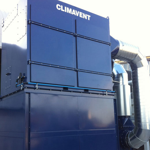 Fume and Dust Extraction Systems