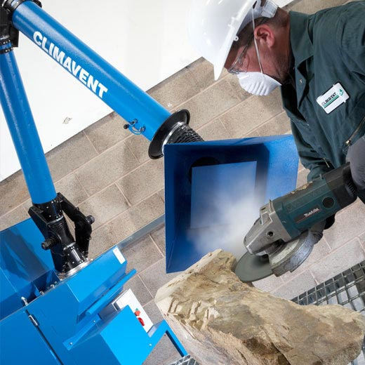 Portable Dust Extraction Systems - Climavent