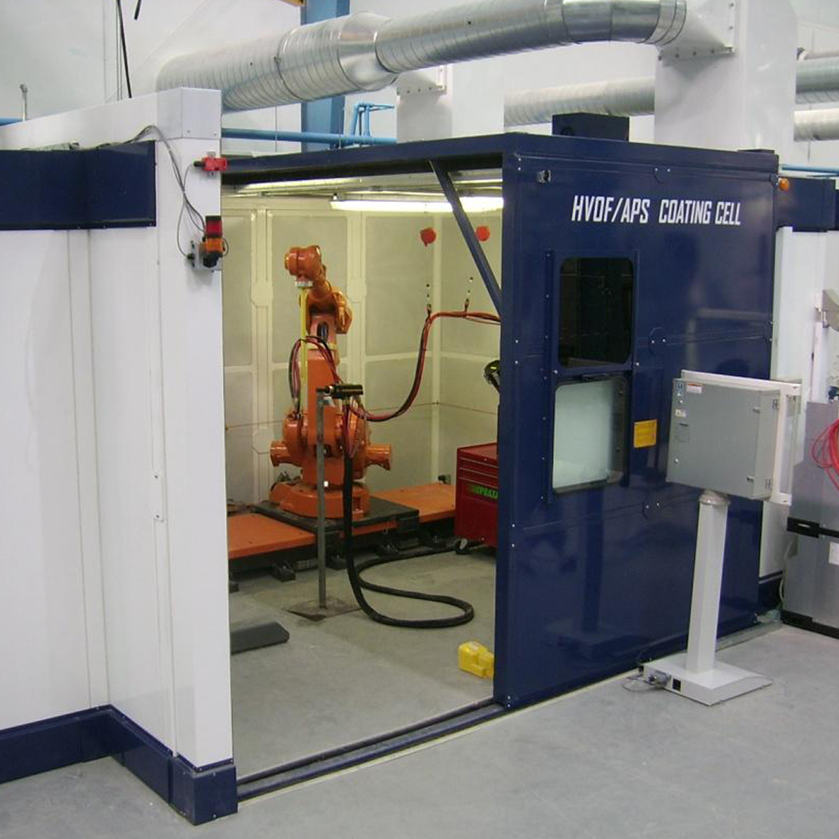 Thermal Spray Booths Climavent